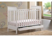 Baby Cot | BL201 (WHITE)