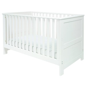 Convertible Cot I CBM 1005 ( WHITE )