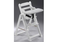Moving high chair 900 (White)