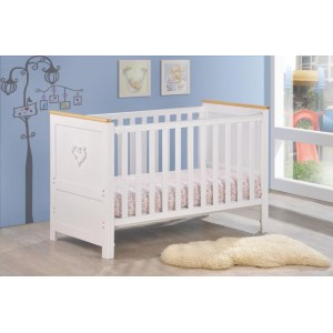 Open Gate Cot Bed I NC602