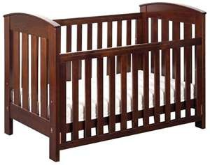 Cot Bed I WC1006 (COFFEE)