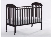 Wooden Baby Crib I BB3