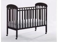 Wooden Baby Crib I BB3