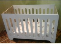 Baby Cot I Little Wonder Cot