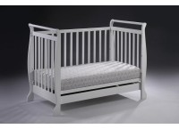 Sleigh design Cot Bed I WC1004