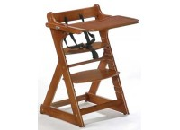 Knock Down baby chair 4980 (Cherry)